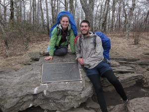 Springer Mountain is the southern terminus of the Appalachian Trail but is not the start of most journeys.