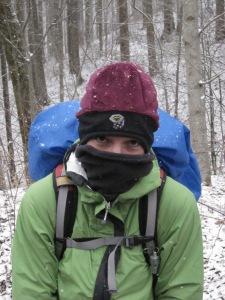 Cold in GA snow