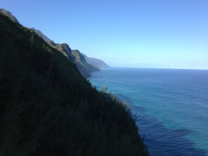 One of the view on the way to Hanakapi'ai