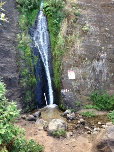 Community Shower and water source