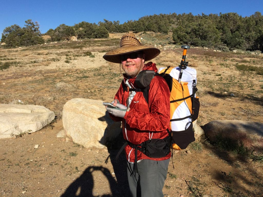 PCT Mapping project for Halfmile\'s maps! | Just Two Hikers
