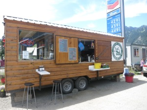 Aardvark Food Truck