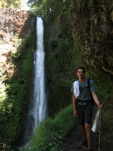 Eagle Creek, Tunnel Falls