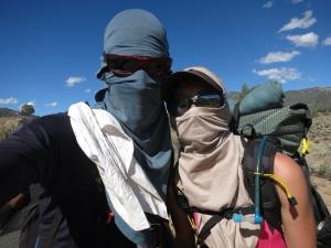 Do we look like thru-hikers?
