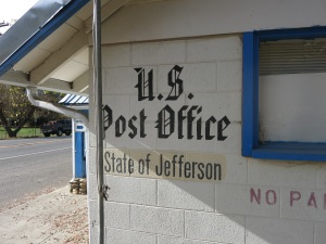 Post Office at Siead Valley